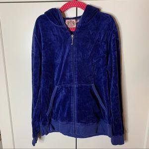 Girl's Juicy Couture Graphic Hoodie Sweatshirt